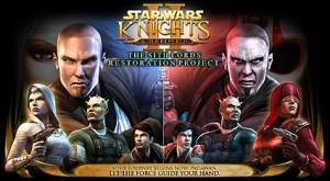 Star Wars: Knights of the Old Republic - The Sith Lords (Modded)