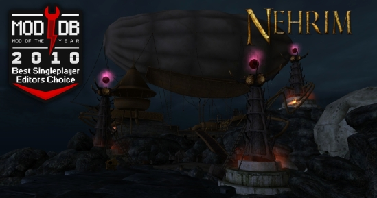 Nehrim - At Fate's Edge (a total conversion on Oblivion)