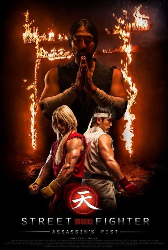 Movie: Street Fighter: Assassin's Fist