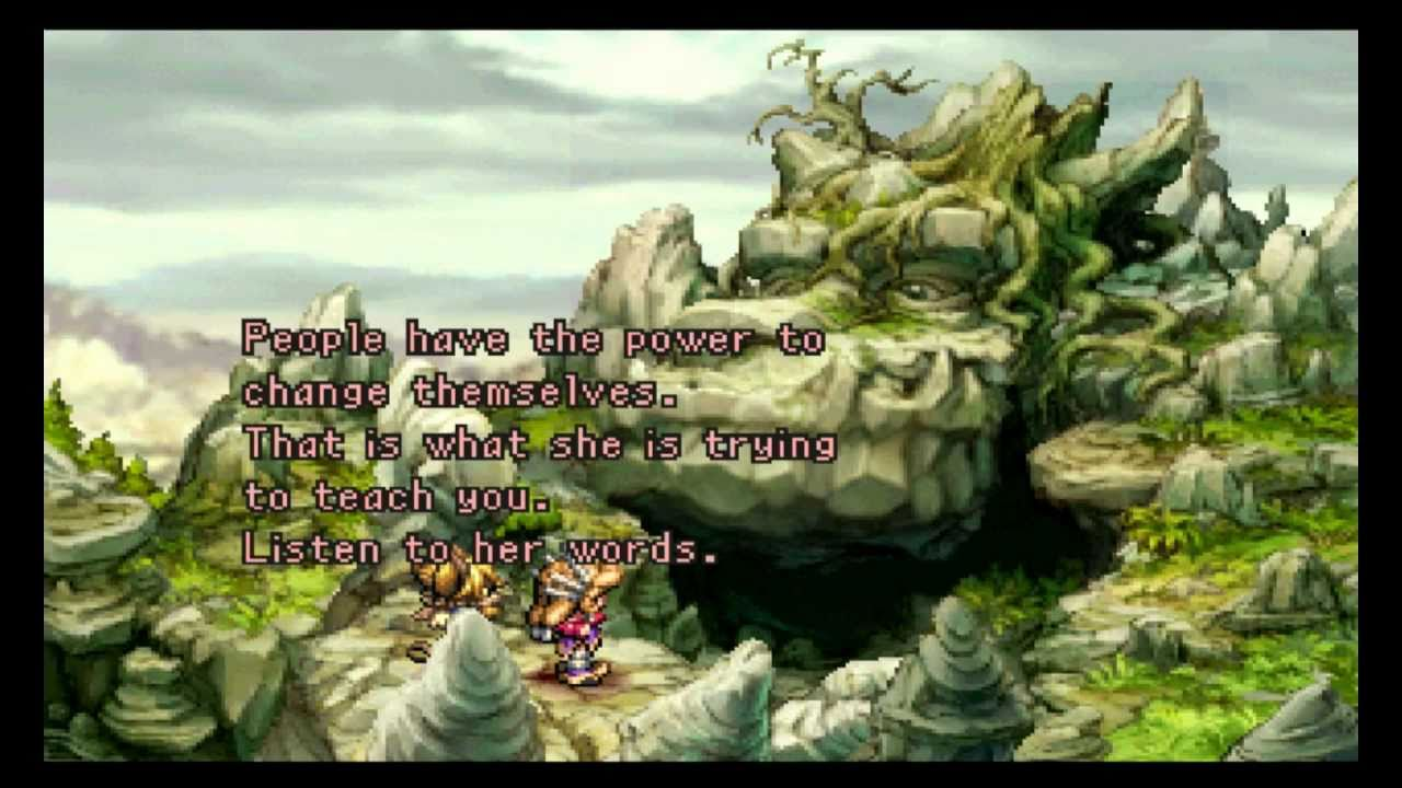 LEGEND OF MANA (1999)