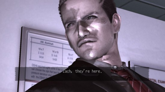Deadly-Premonition-PC-Edition-Zach-Theyre-Here